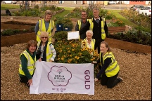 South West in Bloom 2018 Gold winners