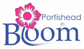Portishead in Bloom logo